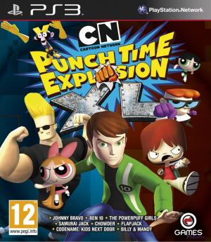 Echanger le jeu The Punch Time Explosion XL sur PS3
