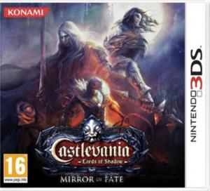 Echanger le jeu Castlevania : Mirror of Fate sur 3DS