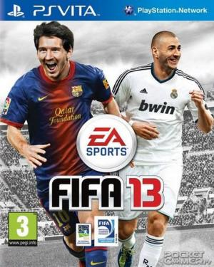 Echanger le jeu FIFA 13 sur PS Vita