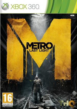 Echanger le jeu Metro : Last Light sur Xbox 360