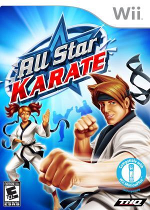 Echanger le jeu All star Karate sur Wii
