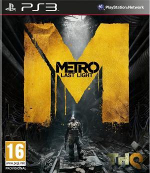 Echanger le jeu Metro : Last Light sur PS3
