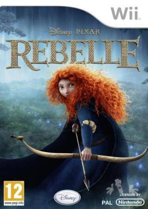Echanger le jeu Rebelle : Le Jeu Vidéo sur Wii