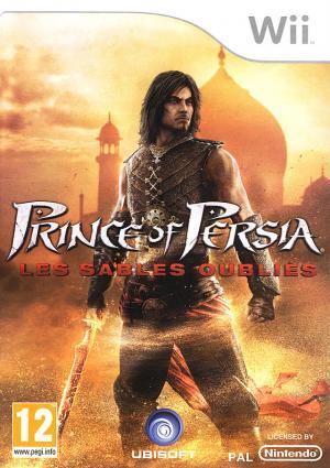 Echanger le jeu Prince Of Persia : Les Sables Oubliés sur Wii