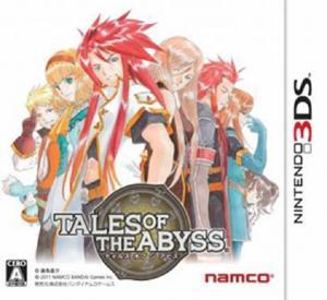 Echanger le jeu Tales of the Abyss sur 3DS