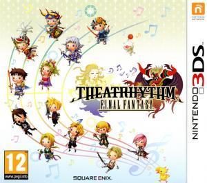 Echanger le jeu Theatrhythm Final Fantasy (Jeu uniquement en anglais) sur 3DS