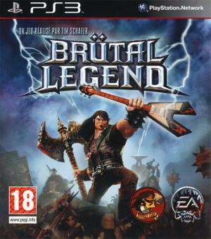 Echanger le jeu Brütal Legend sur PS3