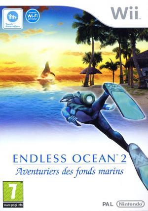 Echanger le jeu Endless Ocean 2 : Aventuriers des Fonds Marins sur Wii