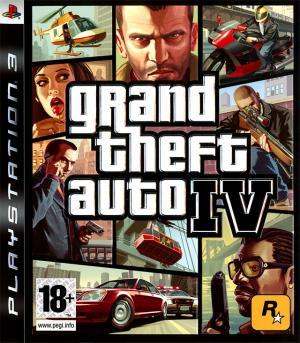 Echanger le jeu Grand Theft Auto IV ( GTA 4) sur PS3