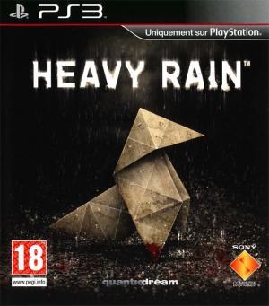 Echanger le jeu Heavy Rain sur PS3