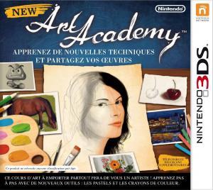Echanger le jeu New Art Academy sur 3DS