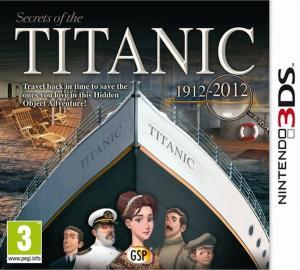 Echanger le jeu Les Secrets du Titanic sur 3DS