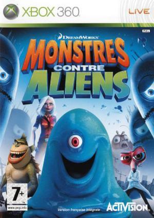 Echanger le jeu Monstres contre Aliens sur Xbox 360