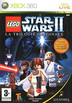 Echanger le jeu LEGO Star Wars II : La Trilogie Originale sur Xbox 360