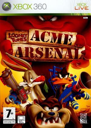 Echanger le jeu Looney Tunes : Acme Arsenal sur Xbox 360
