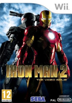 Echanger le jeu Iron Man 2 sur Wii