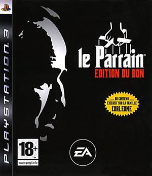 Echanger le jeu Le Parrain : Edition du Don sur PS3