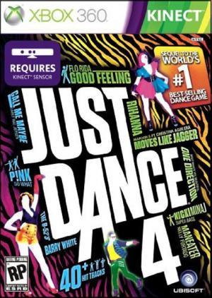Echanger le jeu Just Dance 4 sur Xbox 360
