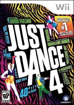 Echanger le jeu Just Dance 4 sur Wii