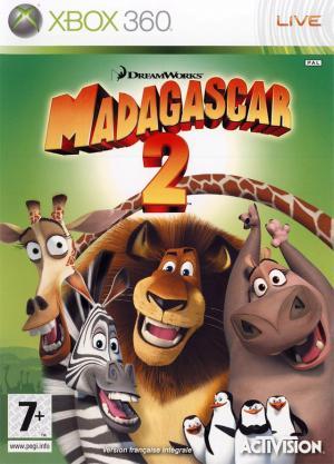 Echanger le jeu Madagascar 2 sur Xbox 360