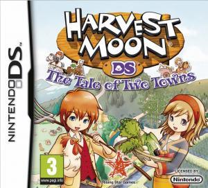 Echanger le jeu Harvest Moon : The Tale of Two Towns sur Ds