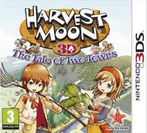 Echanger le jeu Harvest Moon : The Tale of Two Towns sur 3DS
