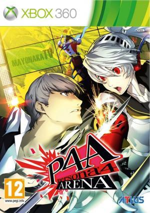 Echanger le jeu Persona 4 : Arena sur Xbox 360