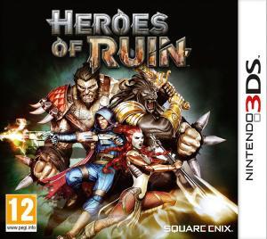 Echanger le jeu Heroes of Ruin sur 3DS