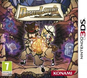 Echanger le jeu Docteur Lautrec et les Chevaliers Oubliés sur 3DS