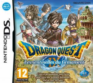 Echanger le jeu Dragon Quest IX : Les Sentinelles du Firmament sur Ds