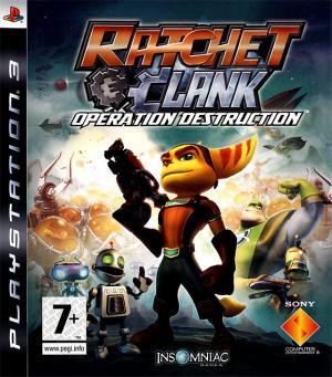 Echanger le jeu Ratchet & Clank : Opération Destruction sur PS3