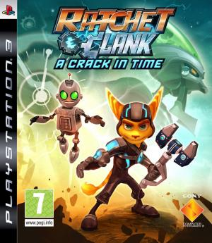 Echanger le jeu Ratchet & Clank : A Crack in Time sur PS3