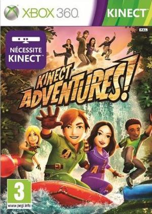 Echanger le jeu Kinect Adventures sur Xbox 360