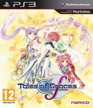 Echanger le jeu Tales of Graces F sur PS3