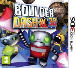 Echanger le jeu Boulder Dash-XL 3D sur 3DS