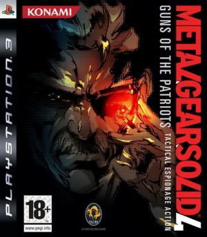 Echanger le jeu Metal Gear Solid 4 : Guns of the Patriots sur PS3