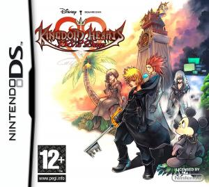 Echanger le jeu Kingdom Hearts : 358/2 Days sur Ds
