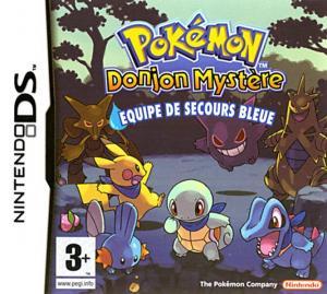 Echanger le jeu Pokemon Donjon Mystere : Equipe de Secours Bleue sur Ds