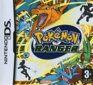 Echanger le jeu Pokemon Ranger sur Ds