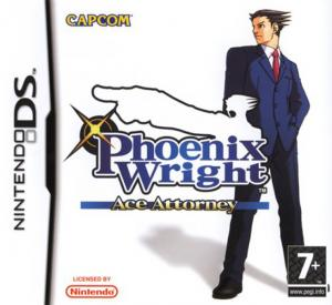 Echanger le jeu Phoenix Wright : Ace Attorney sur Ds