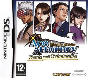 Echanger le jeu Phoenix Wright : Ace Attorney : Trials and Tribulations sur Ds