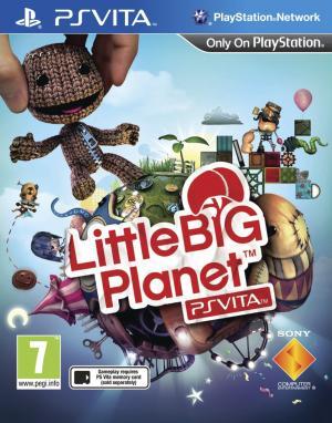 Echanger le jeu Little Big Planet sur PS Vita