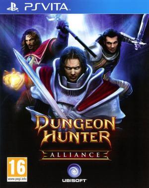 Echanger le jeu Dungeon Hunter Alliance sur PS Vita