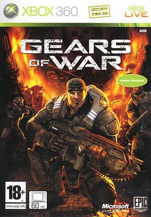 Echanger le jeu Gears of War sur Xbox 360