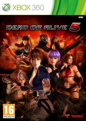 Echanger le jeu Dead or Alive 5 sur Xbox 360