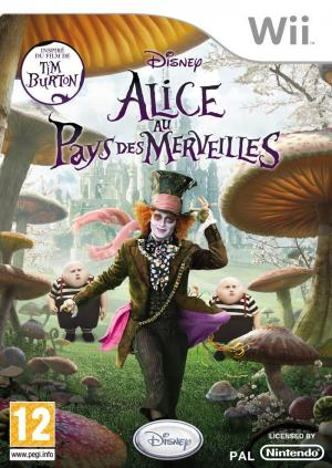 Echanger le jeu Alice au pays des merveilles sur Wii