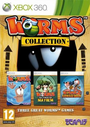 Echanger le jeu Worms Collection sur Xbox 360