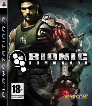 Echanger le jeu Bionic Commando sur PS3
