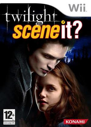 Echanger le jeu Scene it Twilight sur Wii