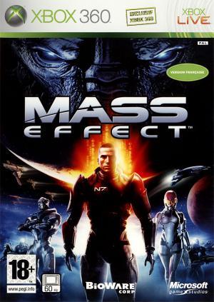 Echanger le jeu Mass Effect sur Xbox 360